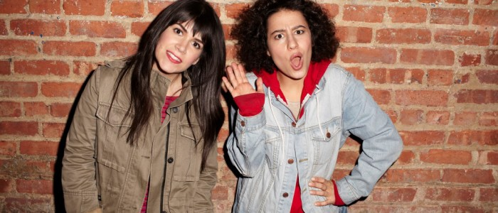 Broad City Girls Photo Cred: Lave Savage Angie Tribeca Samantha Bee