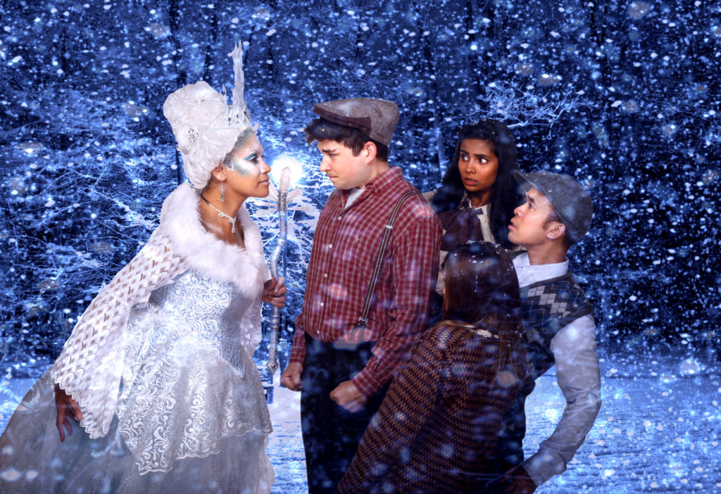 """Carousel Theatre for Young People Presents """"The Lion, the Witch and the Wardrobe"""""""